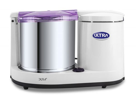 Ultra Dura+110V Table Top Wet Grinder, 1.25 Litres