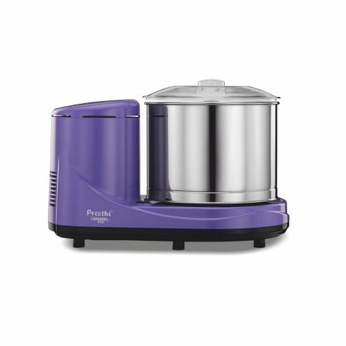 Preethi Lavender Grind Table Top Wet Grinder, 2 Litres