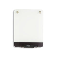 Clarity™  Glass Personal White Board, 4 sizes