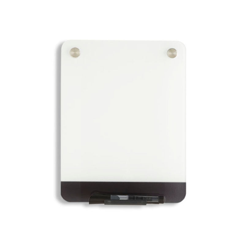 Clarity Glass Personal White Board, 4 sizes