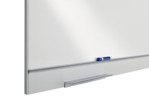 Polarity™ Magnetic Steel Dry Erase White Board, 3 sizes
