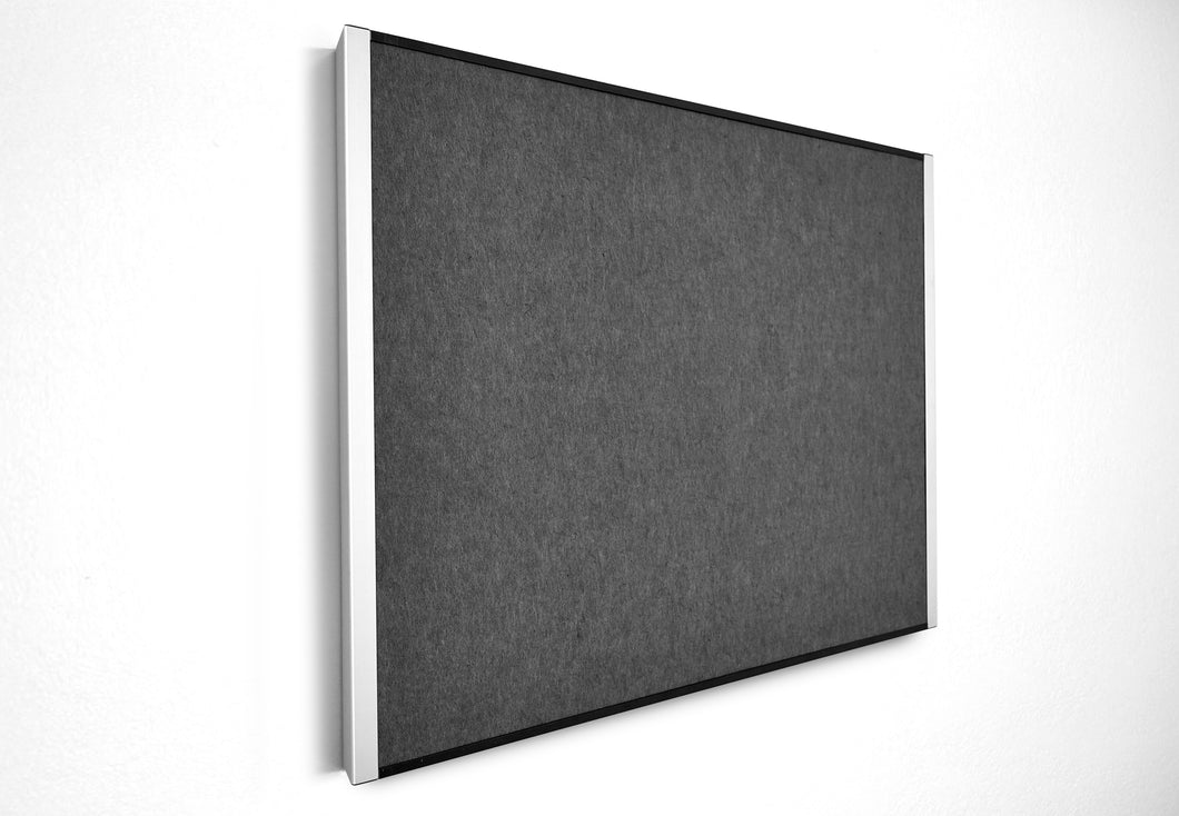 Beveled Edge Felt Bulletin Board,  24