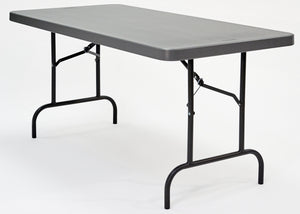 "IndestrucTable TOO™ Banquet 1000 Folding Table, 30"" x 60"", 2 Colors"