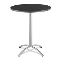 "CaféWorks Bistro Table, 36"" Round, 3 Finishes"
