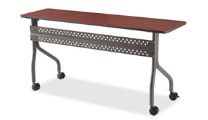 "OfficeWorks™ Mobile Training Table, 18""x 60"", 2 Finishes"