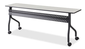"OfficeWorks Mobile Training Table, 18""x72"", 2 Finishes"