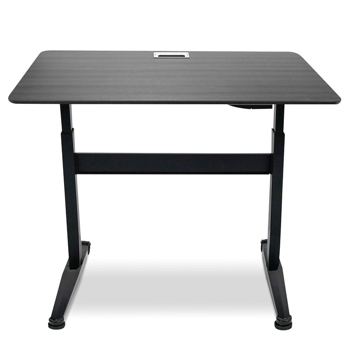 OfficeWorks™ Pneumatic Adjustable Height Desk, 47