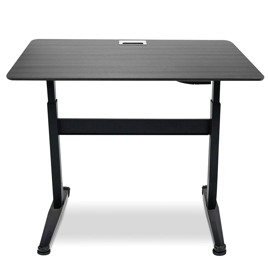 OfficeWorks™ Pneumatic Adjustable Height Desk, 59
