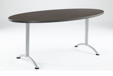 "ARC™ Fixed Height Oval Table, 36""x 72"", 3 Finishes"