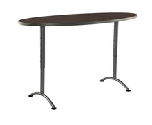 "ARC™ Adjustable Height Oval Table, 36""x 72"", 3 Finishes"