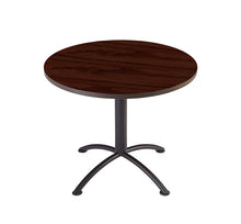"iLand Edgeband Café Table, 36"" Round, 2 Finishes"