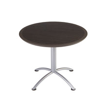 "iLand Urethane Café Table, 36"" Round, 2 Finishes"