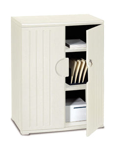 "Rough n Ready® Storage Cabinet, 46"" Height, 2 Colors"