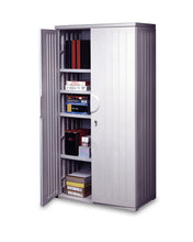 "OfficeWorks™ 72"" Storage Cabinet,  2 Colors"