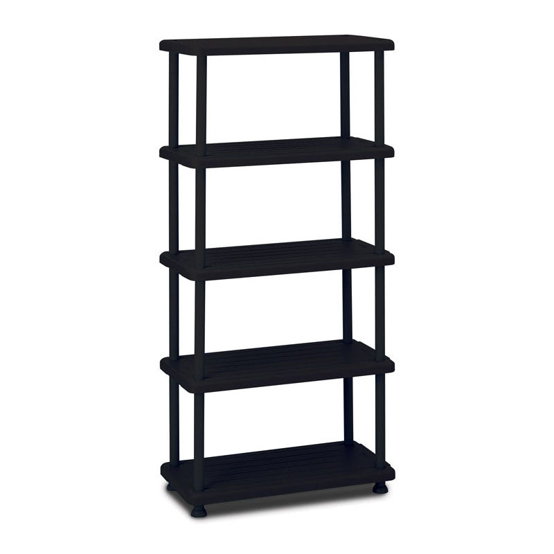 Rough N' Ready™ 5-Shelf Open Storage Unit, 3 Colors