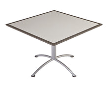 "iLand™ Urethane Café Table, 42"" Square, 2 Finishes"