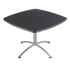 "CaféWorks Café Table, 42"" Square, 3 Finishes"