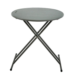 "IndestrucTable TOO™ Personal Folding Table, 24"" Round, 2 Colors"