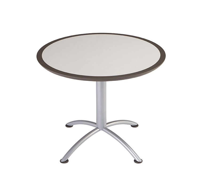 Iceberg iLand Café Urethane Table, 36