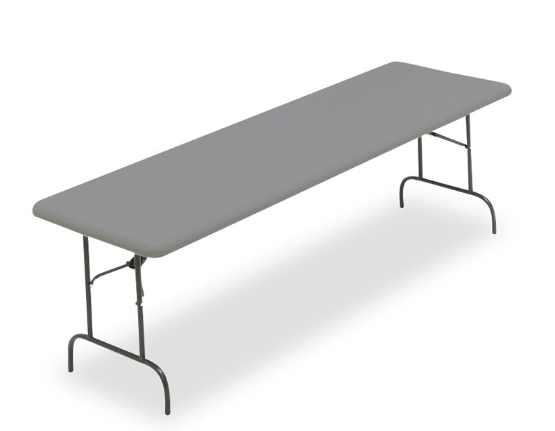 IndestrucTable TOO Commercial Grade Folding Table, 30