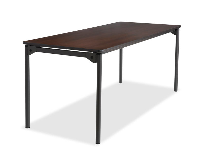 Maxx Legroom™ Wood Folding Table, 30