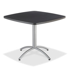 "CaféWorks™ Table, 36"" Square, 3 Finishes"