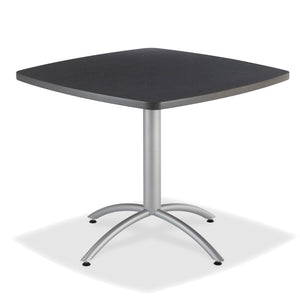 "CaféWorks Café Table, 36"" Square, 3 Finishes"