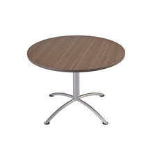 "iLand™ Edgeband Café Table, 42"" Round, 2 Finishes"