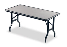 IndestrucTable Folding Table,  Granite Inlay, 3 sizes