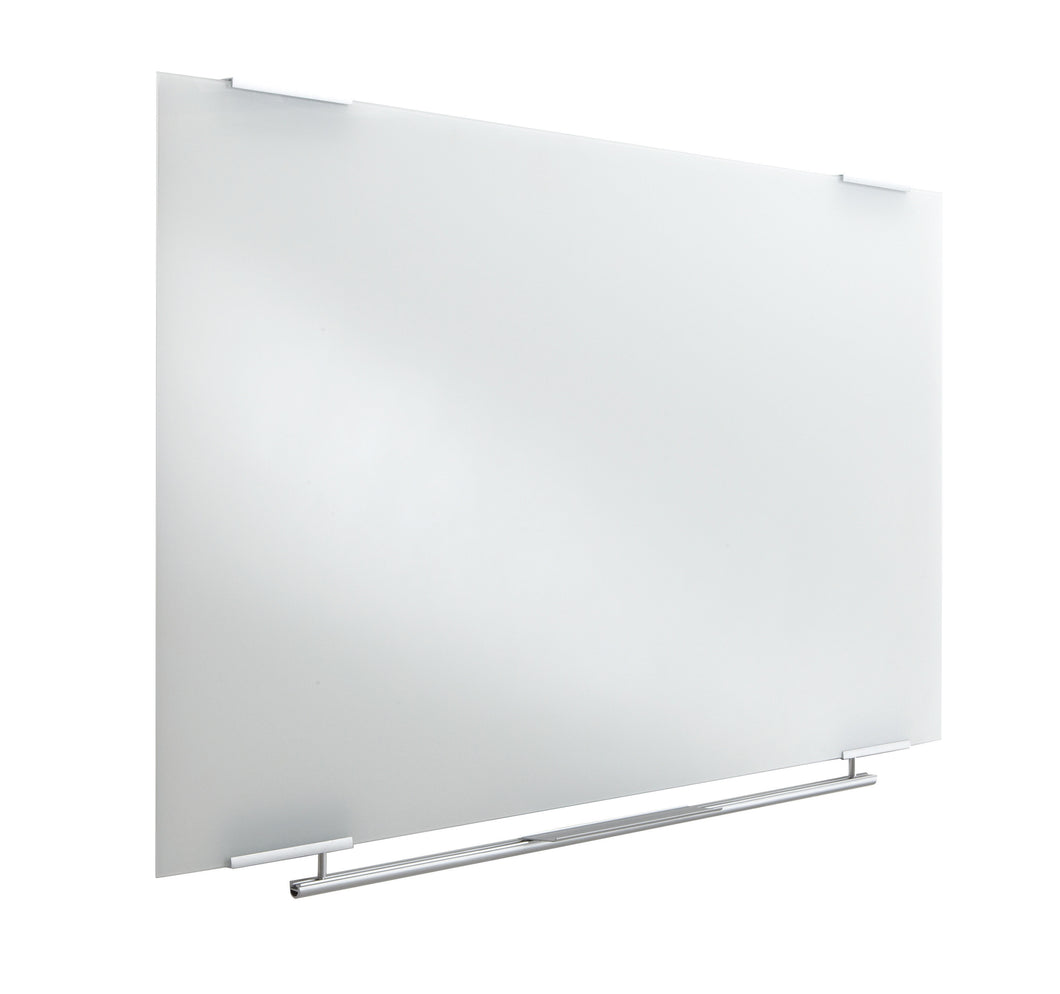 Clarity™ Glass Dry Erase White Board, 3 sizes