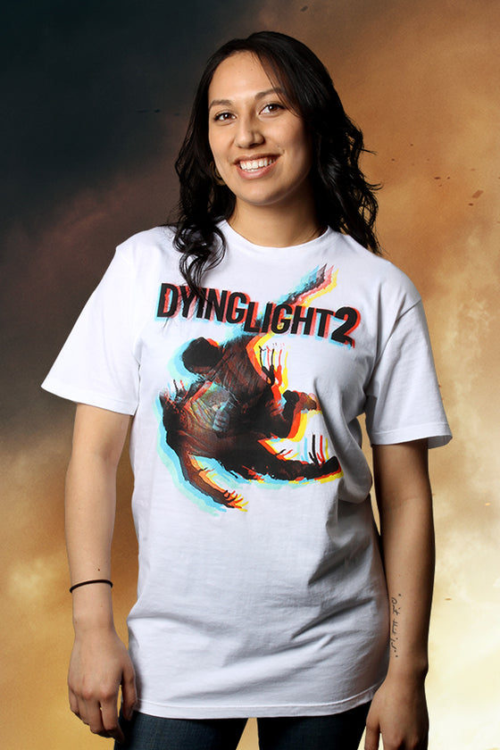 Dying Light 2 Announcement Key Art Tee