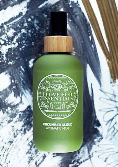 I Love Eco Essentials - Cucumber Cloud aromatic mist