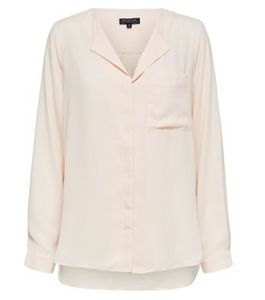 Selected Femme - Dynella shirt - Silver Peony