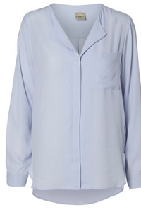 Selected Femme - Dynella shirt - Xenon Blue