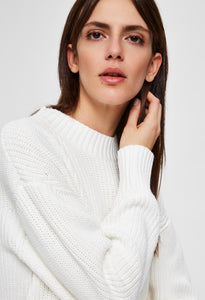 Selected Femme - Bomulds knit
