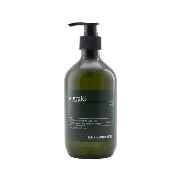Meraki Men - Hair & Body Wash