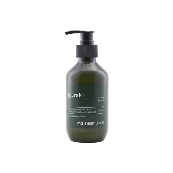 Meraki Men - Face & Body Lotion
