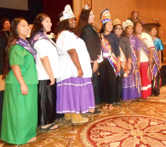 Women Empowering Women for Indian Nations honors Tanka CEO with Lifetime Achievement Award
