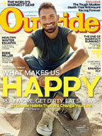 Tanka featured in 'Outside' magazine
