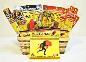Tanka Healthy Family Gift Basket lands chiropractor's gift list