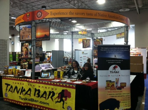 Tanka team reports another successful year at Summer Fancy Foods Show