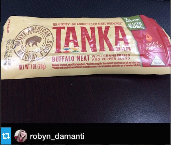 Paleo fan recommends Tanka for healthy protein