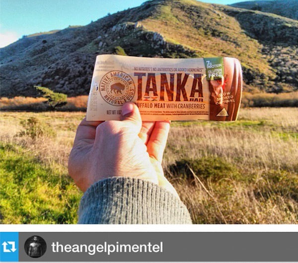 Tanka nourishing refuel option for recent hike in Tennessee Valley