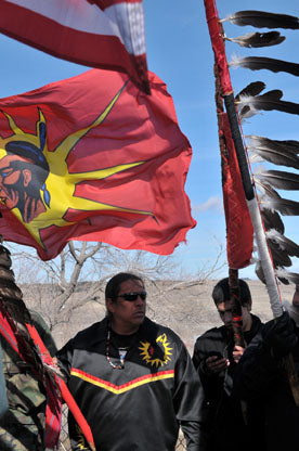 Wounded Knee remembered after 40 years