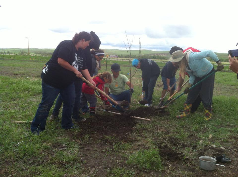 Earth Tipi continues to inspire self-sufficiency on the Pine Ridge Indian Reservation