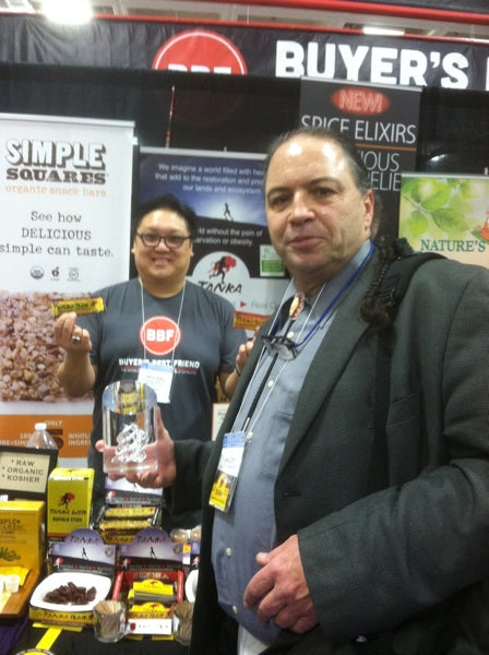 Tanka an award-winner at Winter Fancy Food Show in San Francisco