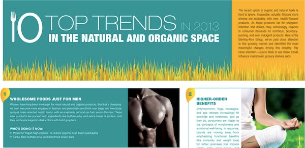 Tanka named a top trend in natural food