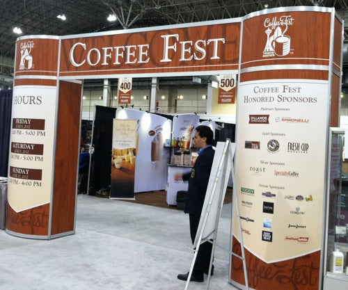 Tanka brews up some new business at Coffee Fest Chicago 2012