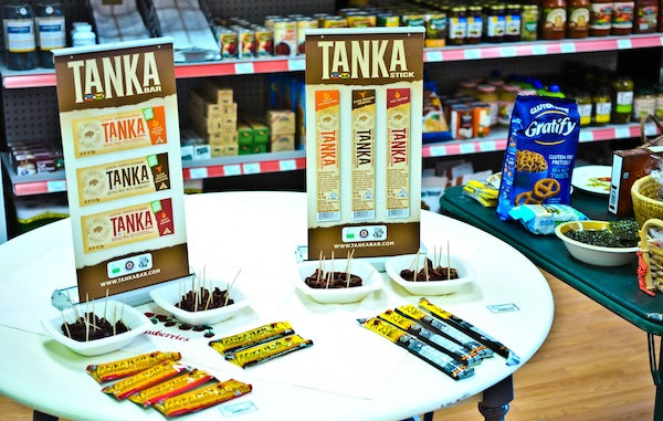 "Rapid City tasting proves people are just ""wild"" about Tanka"