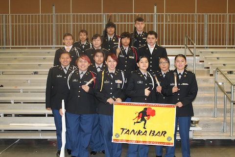 Pine Ridge High School Junior ROTC